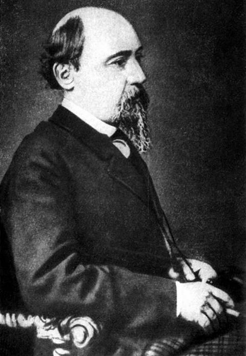 Портрет Некрасова