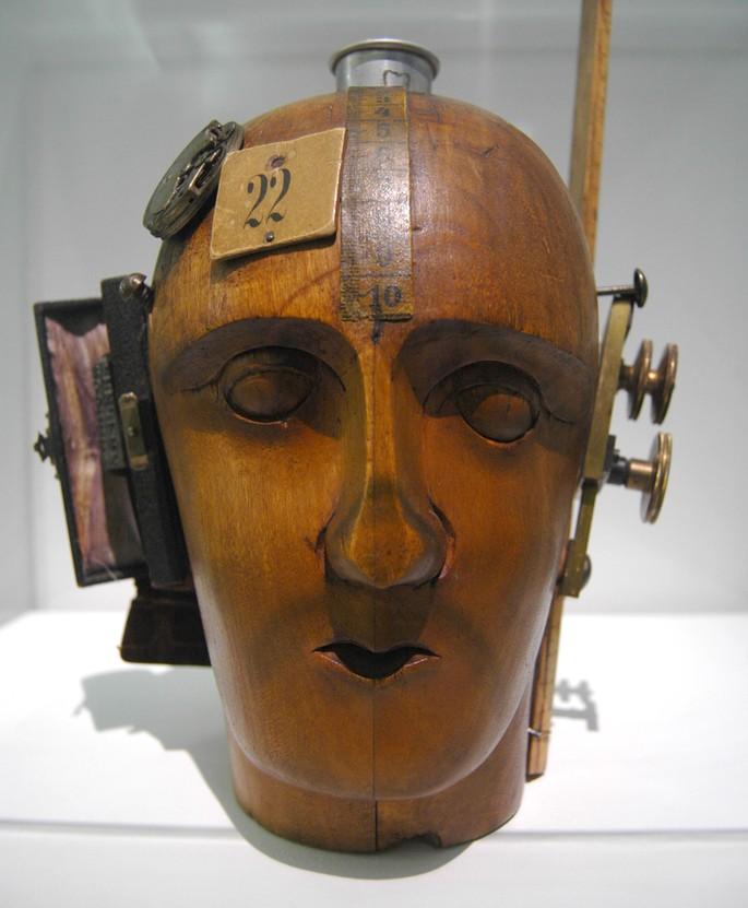 дадаизм рауль хаусман