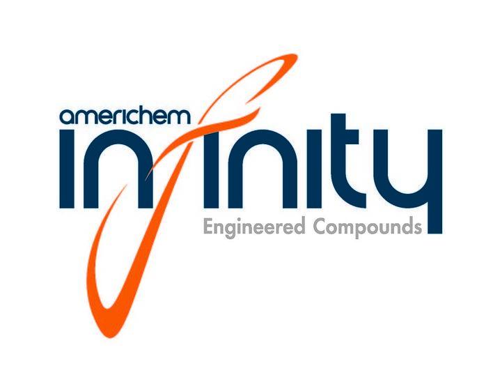 Знак бесконечности в логотипе американской компании Americhem