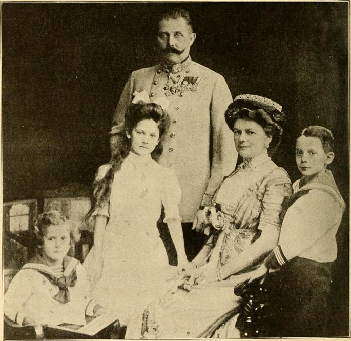 франц фердинанд принц сараевское убийство первая мировая