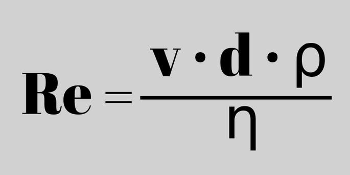 формула рейнольдса
