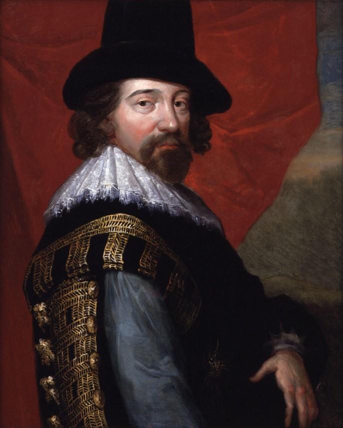 Философ сэр Фрэнсис Бэкон (1561–1626)