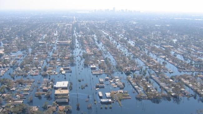 ураган катрина глобальное потепление
