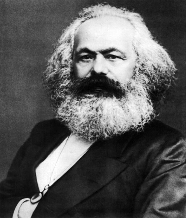 Карл Генрих Маркс (1818—1883).