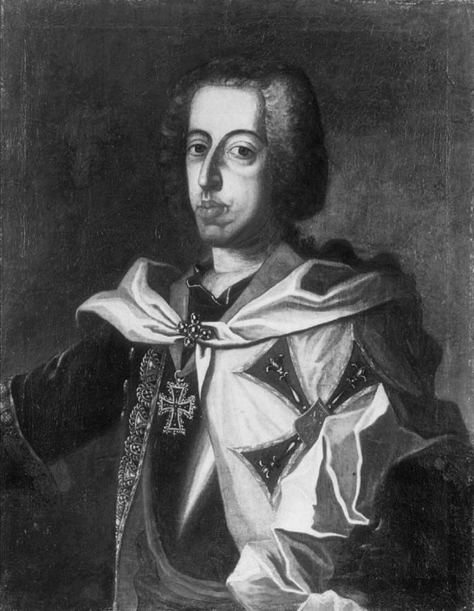 тевтонский орден Клеменс Август Баварский