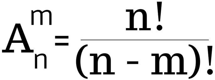An m=n!/(n-m)!