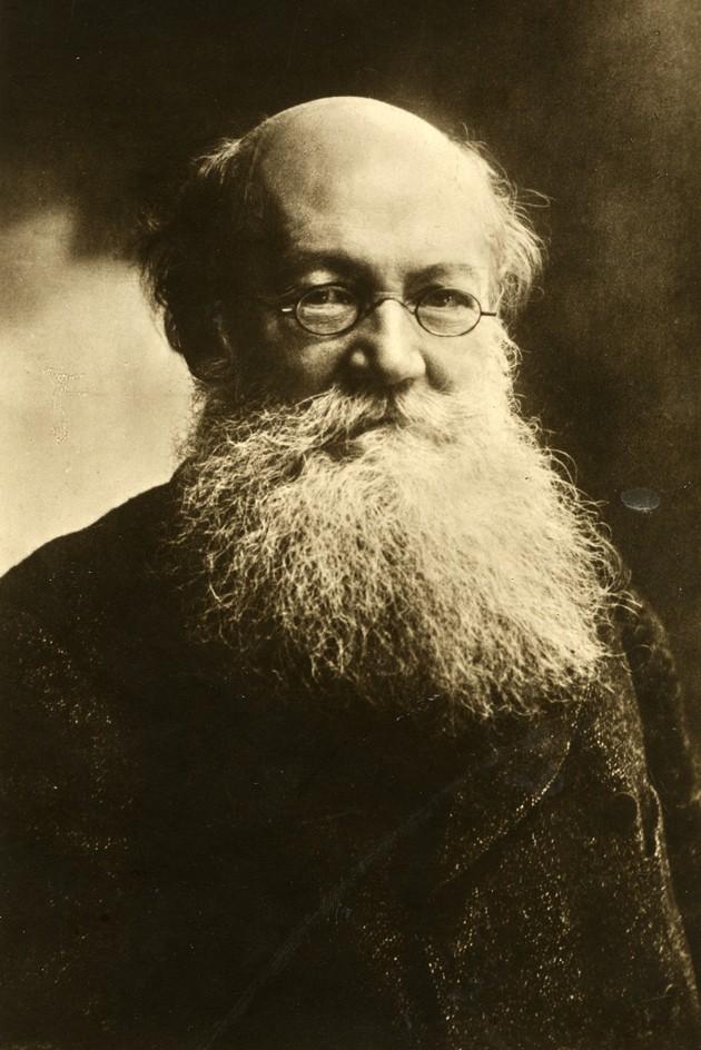 Пётр Алексеевич Кропоткин (1842—1921)
