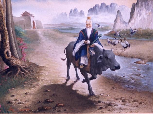 Лао-цзы (604 г. — ок. 500 г. до н. э.).