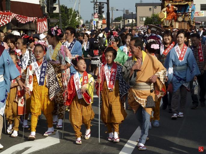 мацури синтоизм япония