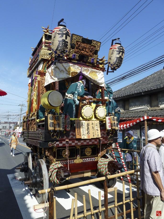 мацури япония синтоизм
