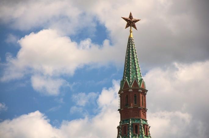 рубиновая звезда кремль