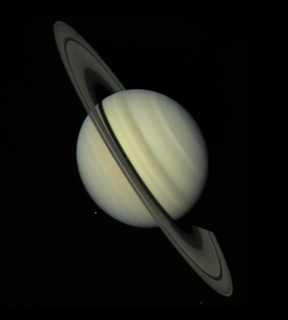 Фотография Сатурна фото Сатурн