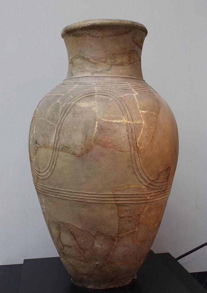 Пифос, поздний кипрский бронзовый век, ок. 1400–1200 гг. до н. э.