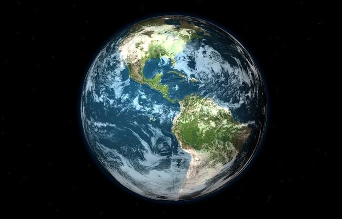 Планета Земля фото