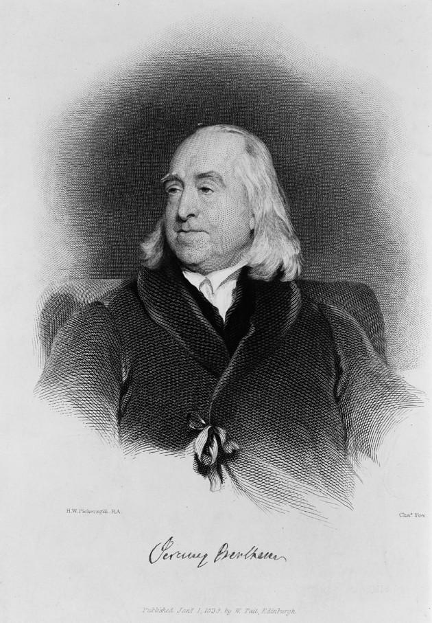 Иеремия (Джереми) Бентам (1748—1832 гг.)