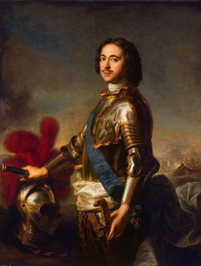 Пётр I (1672–1725)