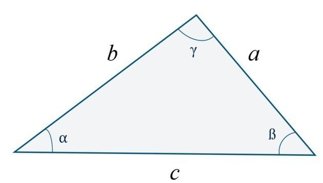 Треугольник ABC
