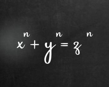 Теорема Ферма