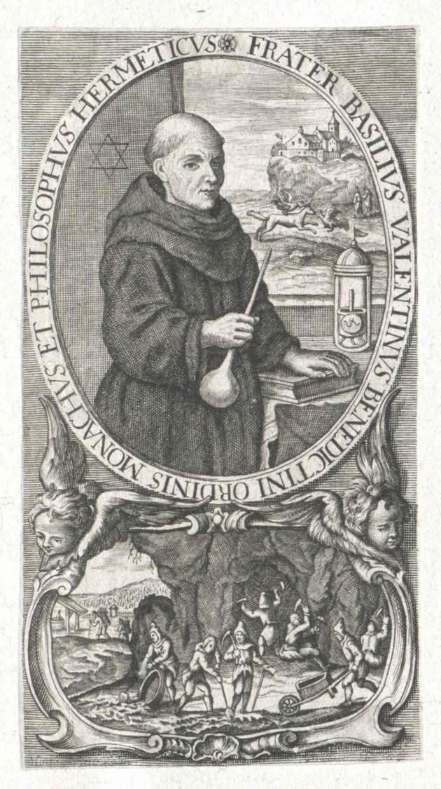 Basilius Valentinus